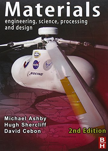 9781856178952: Materials: Engineering, Science, Processing and Design