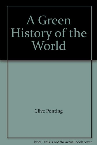 9781856190893: A Green History of the World