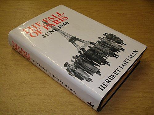 9781856191753: Fall of Paris: June 1940