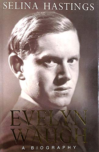 9781856192231: Evelyn Waugh: A Biography