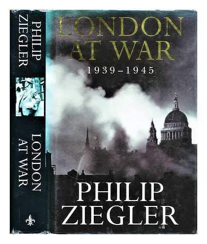 9781856193849: London at War, 1939-1945