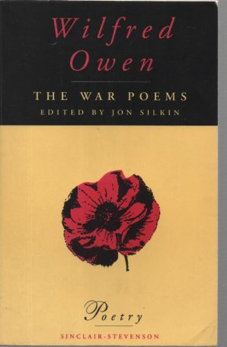 9781856194006 The War Poems Of Wilfred Owen Iberlibro