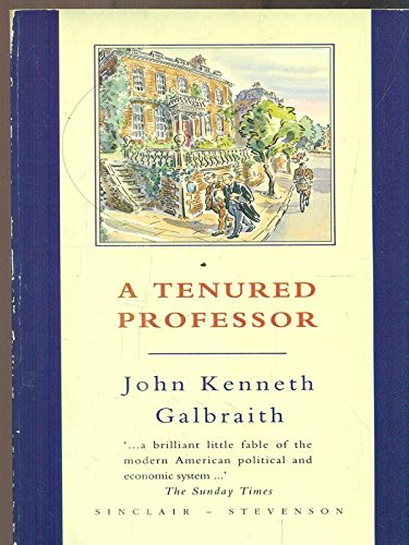 9781856194037: A Tenured Professor