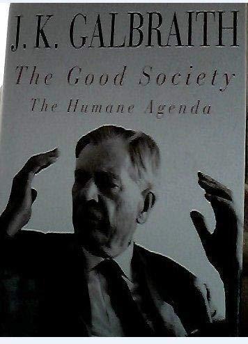 9781856195096: The Good Society