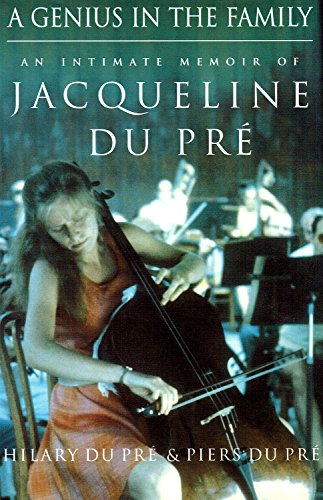 9781856197533: Genius in the Family : An Intimate Memoir of Jacqueline Du Pre