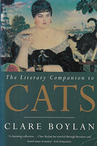 THE LITERARY COMPANION TO CATS: unknown