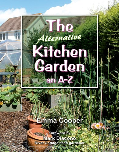 9781856230469: The Alternative Kitchen Garden: An A-Z