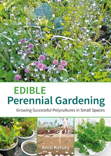 9781856231497: Edible Perennial Gardening: Growing Successful Polycultures in Small Spaces