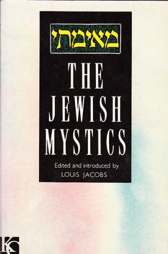 9781856260015: The Jewish Mystics