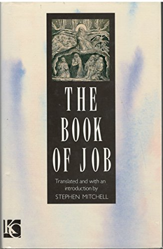 9781856260046: The Book of Job