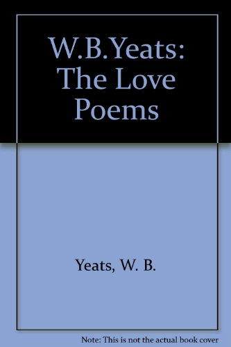 w b yeats poetry notes Yeats starts out with the image of a william butler yeats' poem the second william butler yeats' poem the second coming analyzed john l waters.