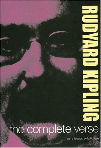 9781856264495: Rudyard Kipling: The Complete Verse