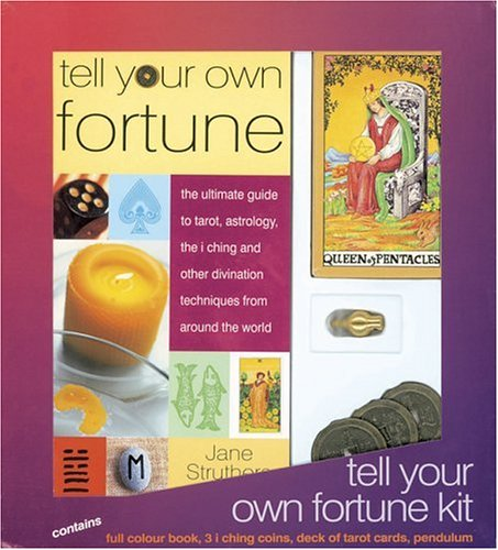 Tell Your Own Fortune Kit (1856264661) by Struthers, Jane