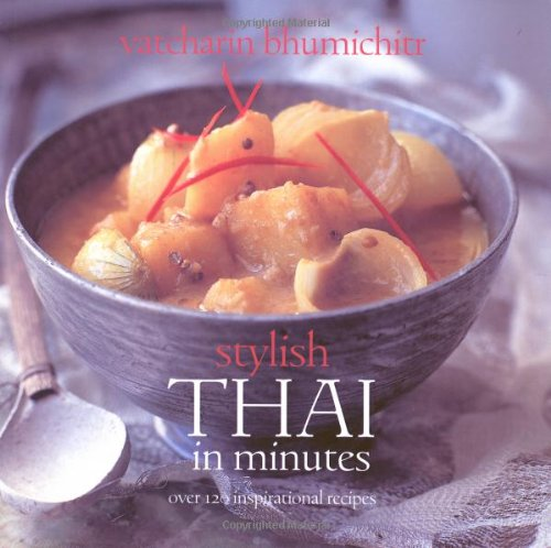 9781856265379: Stylish Thai in Minutes