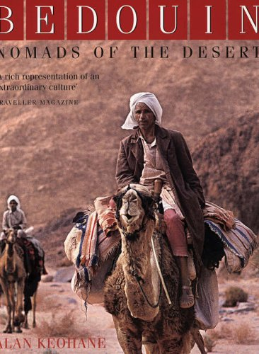 9781856265454: Bedouin: Nomads of the Desert