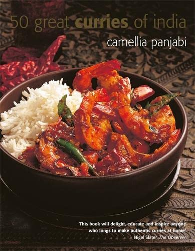 9781856265461: 50 Great Curries of India