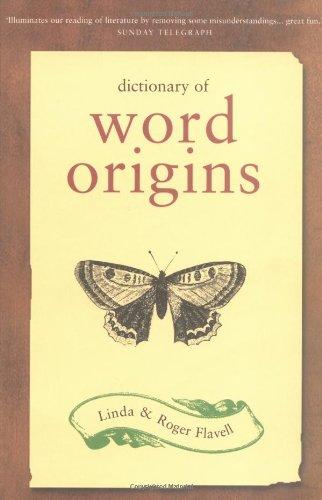 9781856265645: Dictionary of Word Origins