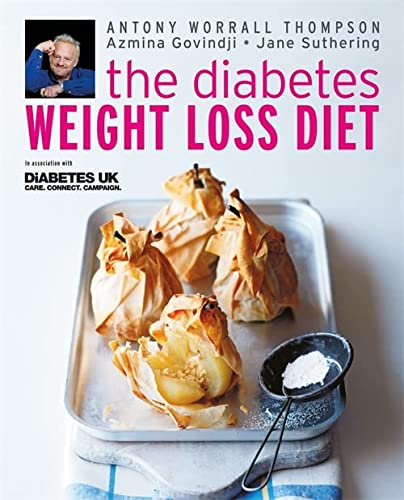 The Diabetes Weight Loss Plan: Thompson, Antony Worrall