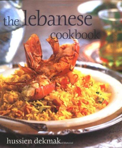 9781856266451: The Lebanese Cookbook