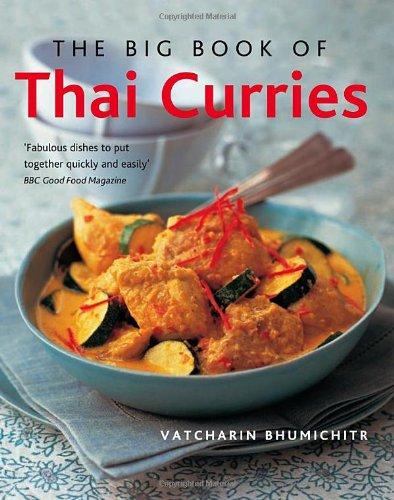 9781856266895: Big Book of Thai Curries