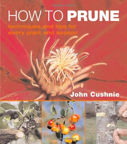 9781856267380: How to Prune: Techniques and Tips for Every Plant and Season