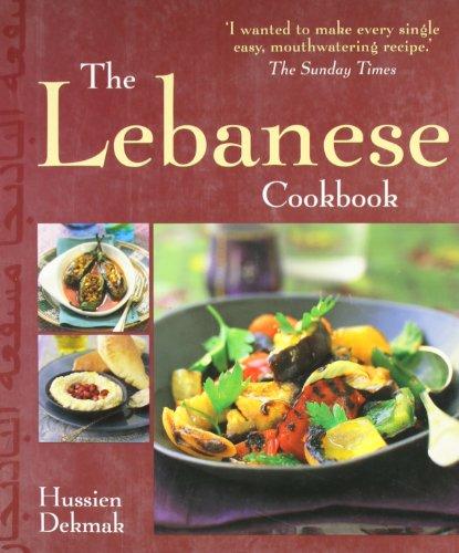 9781856267649: Lebanese Cookbook
