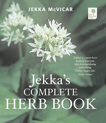 9781856267809: Jekka's Complete Herb Book