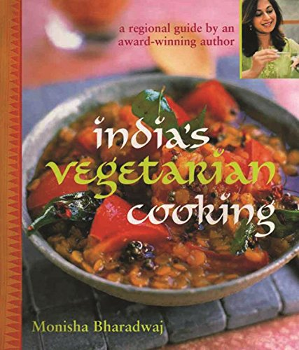 9781856267922: India's Vegetarian Cooking