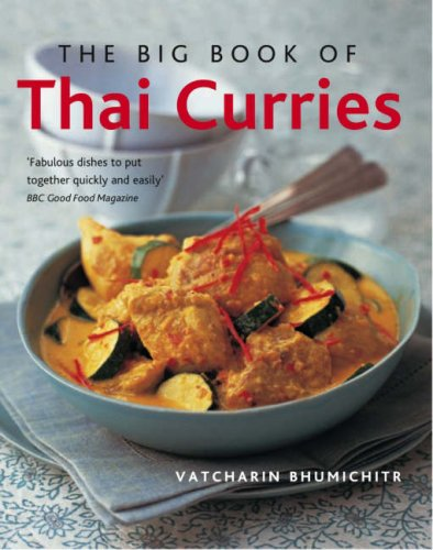 9781856268080: The Big Book of Thai Curries