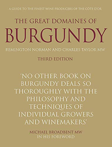9781856268127: The Great Domaines of Burgundy