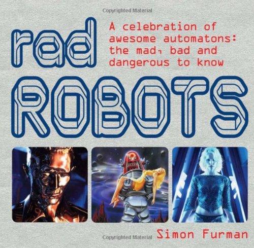 9781856268554: Rad Robots