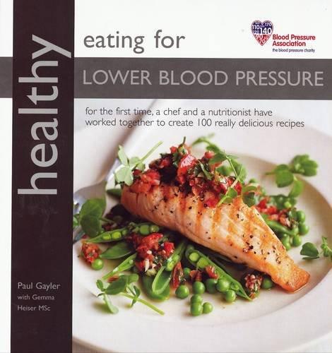 9781856269223: Healthy Eating for Lower Blood Pressure: In Association With Blood Pressure Association (Healthy Eating Series)