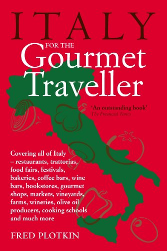 Italy for the Gourmet Traveller