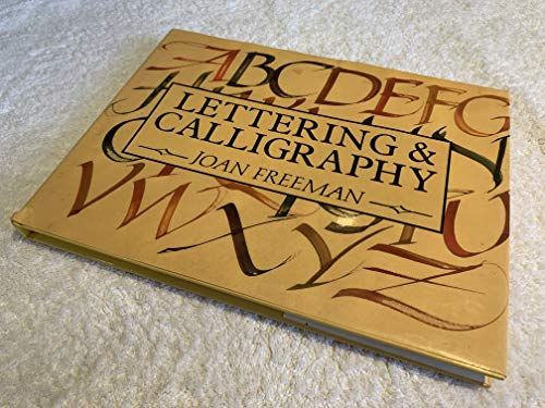 9781856270311: Lettering and Calligraphy