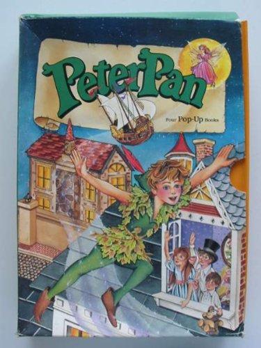 Peter Pan: Four Pop-Up Books