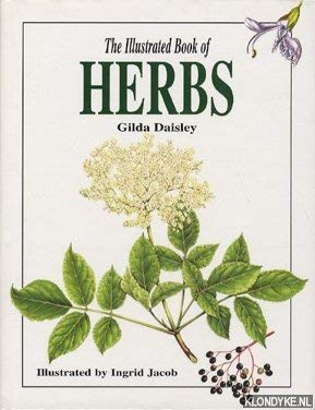 9781856272865: The Illustrated Book of Herbs