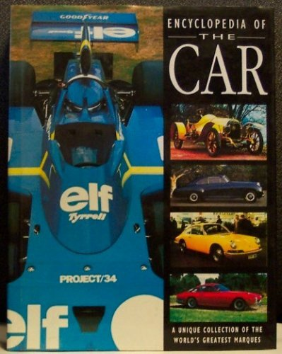 Encyclopedia Of The Car: anonymous, edited