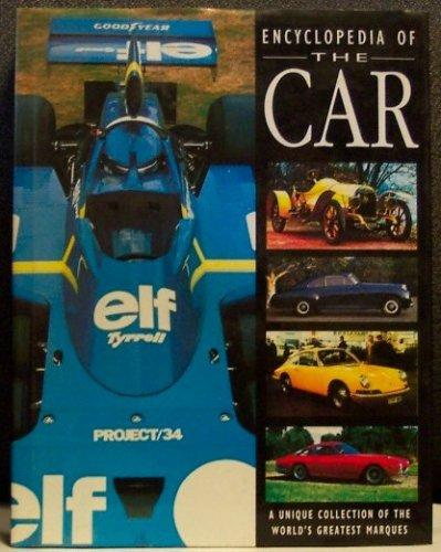 9781856273428: Encyclopedia Of The Car