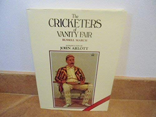 9781856273466: The Cricketers of Vanity Fair