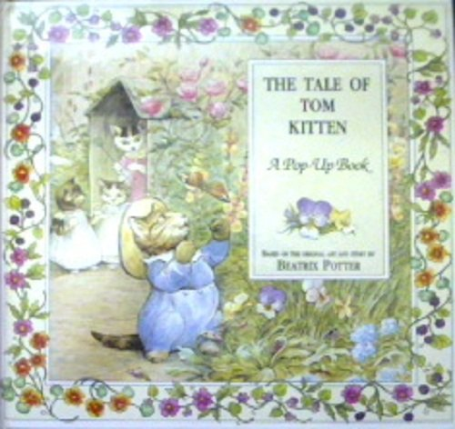 9781856274128: The Tale of Tom Kitten: Pop-up Book (Beatrix Potter Little Pop-up Books)