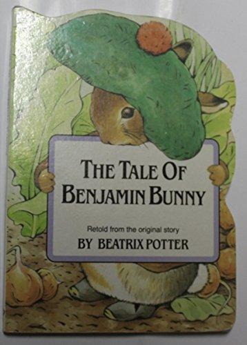 9781856274371: Tale of Benjamin Bunny: Shaped Board Book