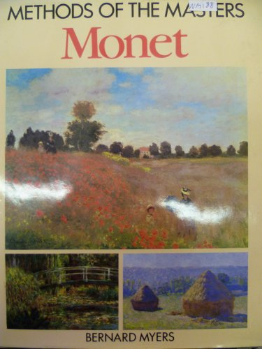9781856274616: Methods of the Masters Monet