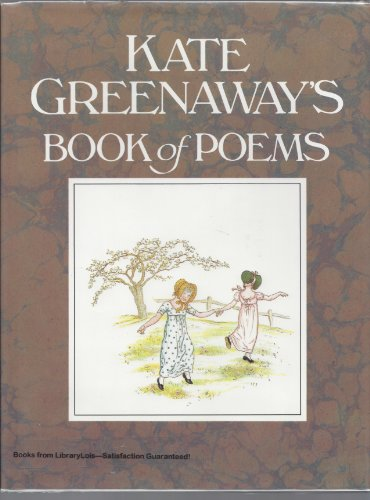 9781856275453: Kate Greenaways Book of Poems