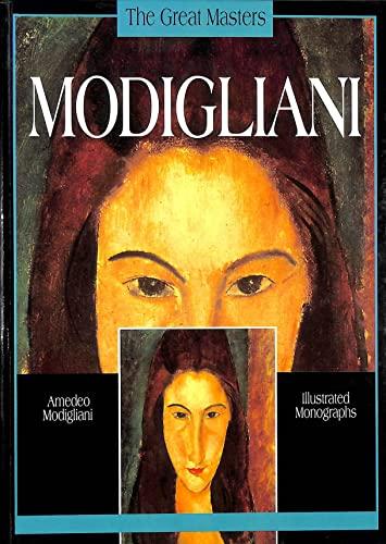 Modigliani (Great Masters S): Modigliani