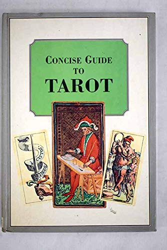 Concise Guide to Tarot (1856275922) by Gabriele Mandel