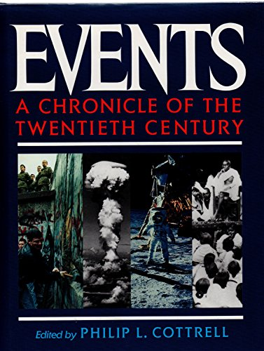 9781856276535: EVENTS: A Chronicle of the Twentieth Century