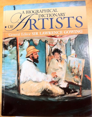 A Biographical Dictionary of Artists: SIR LAWRENCE GOWING