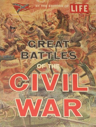 9781856277747: Great Battles of the Civil War