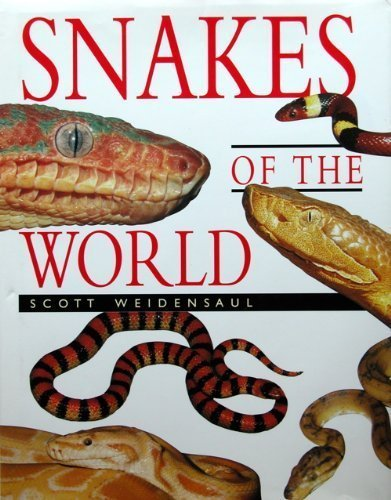 9781856278478: Snakes of the World