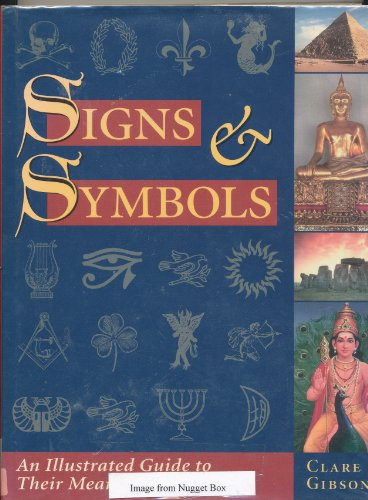 9781856278591 Signs And Symbols Abebooks Claire Gibson 185627859x